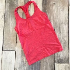 Victoria's Secret Tank, Bright coral/pink/red